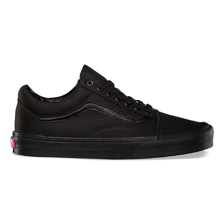 Кеды Vans Old Skool VD3HBKA черные купить по цене 5 590 руб. в магазине