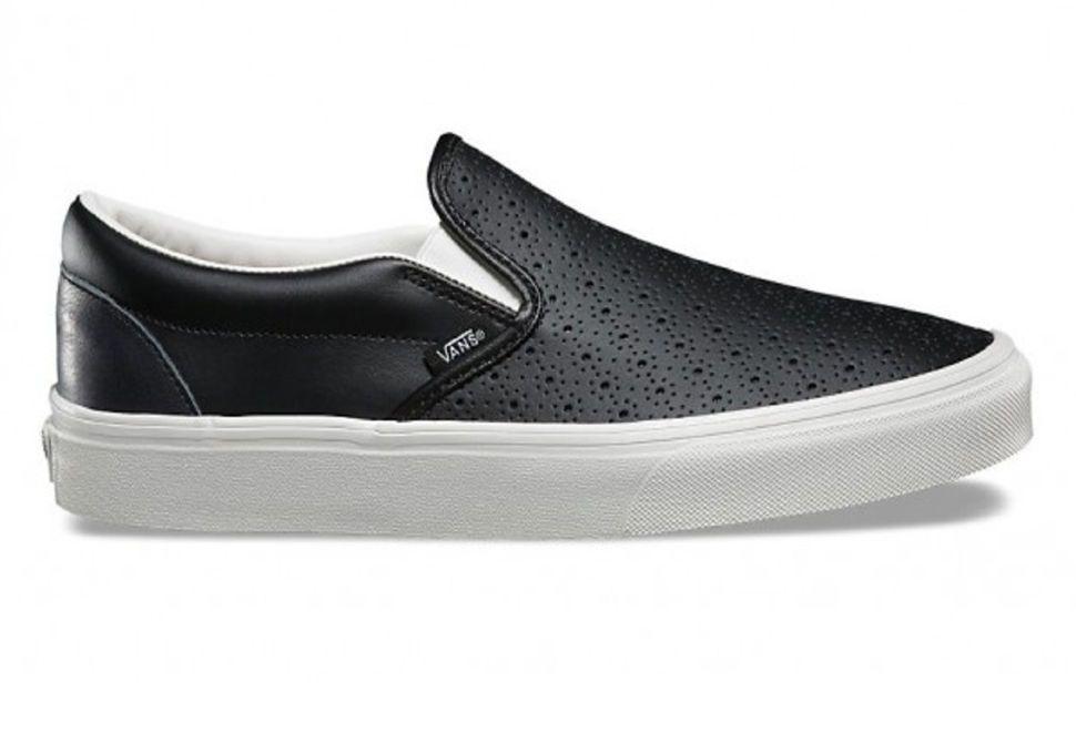Слипоны Vans CLASSIC SLIP-ON VA38F7KVJ черные - купить в интернет ... 99094ddf3f712