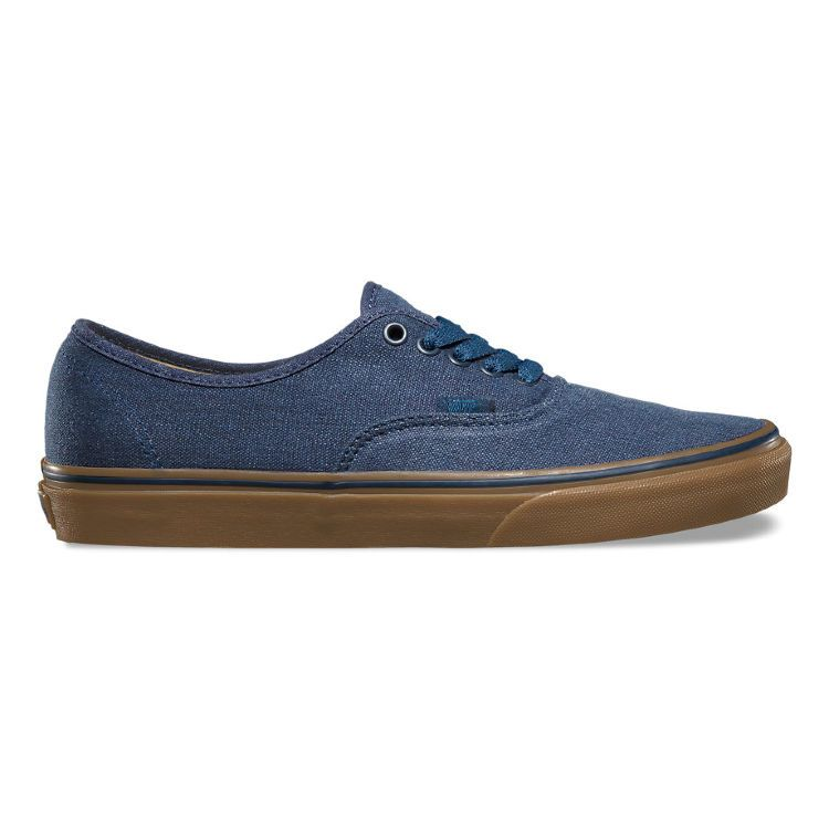 Кеды Vans Authentic Washed Canvas V4MKIL6 синие