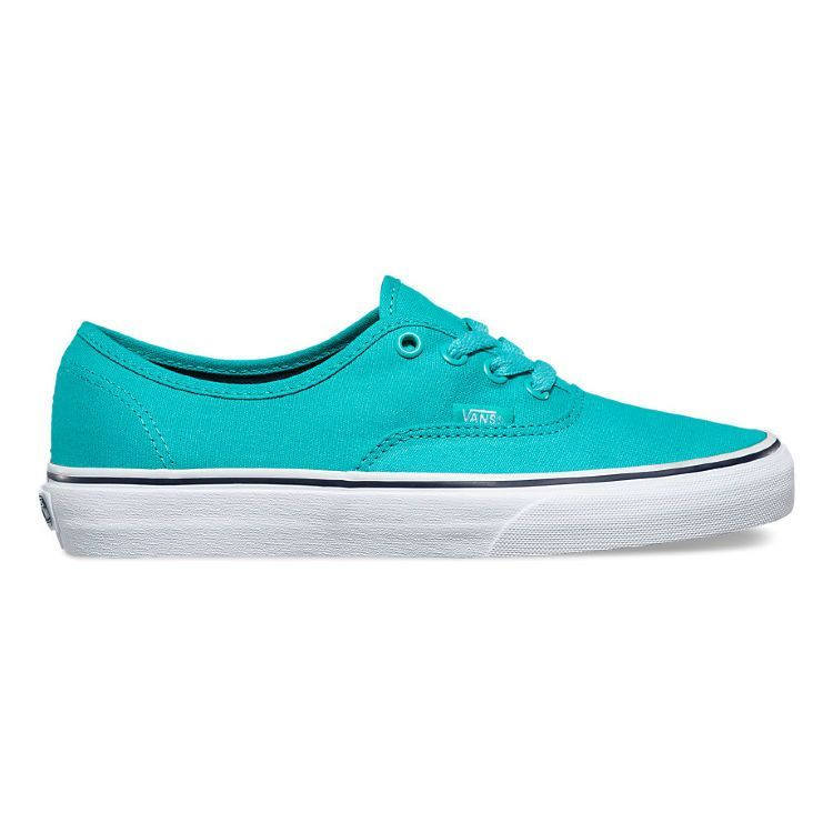Кеды Vans Authentic V004MLJPR голубое