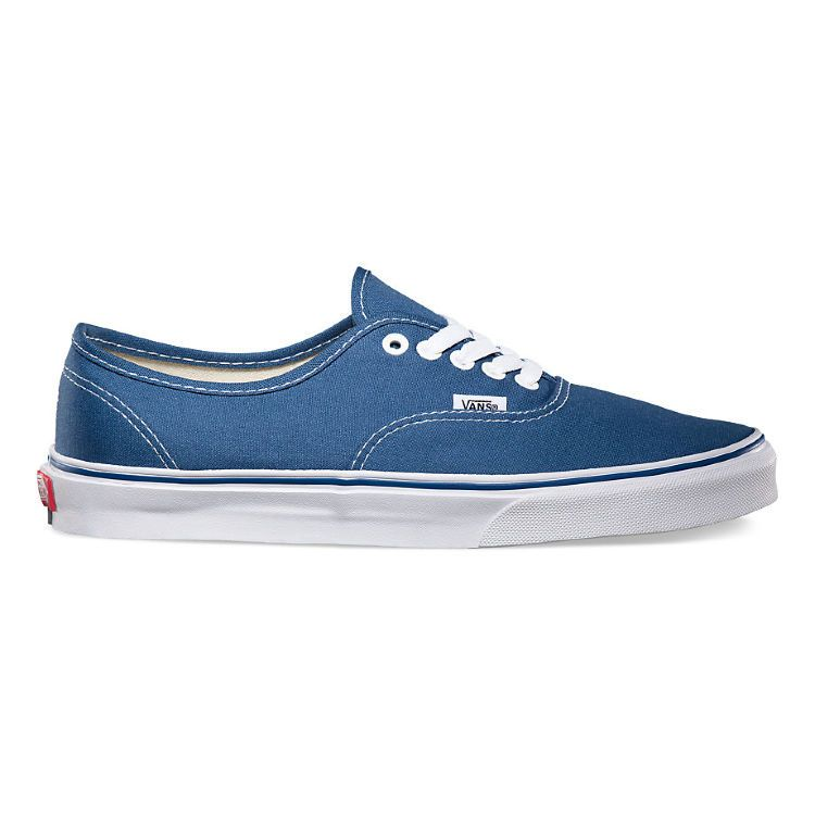 Кеды Vans AUTHENTIC VEE3NVY синие